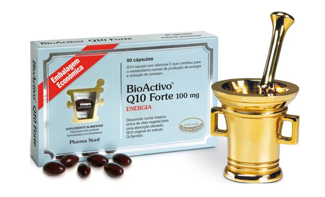 BioActivo Q10 Forte 100 mg